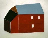 Uthus, 1991, 31x42cm